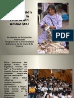 Etica Ambiental SEP y  los  princiupios  metododlogicos  de la educacion ambiental