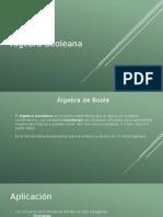 Álgebra Booleana(Informática)