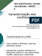 CARTAGENA 3. Caracterização Dos Confliitos