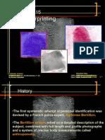 fingerprinting ppt