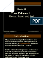 metal paint and soil ppt