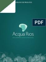 Catálogo da Acqua Rios