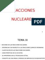 Presentación reacciones nucleares