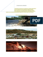 Contaminacion ambiental!