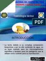 toxicologia lactea