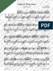 NightsInWhiteSatin sheet music