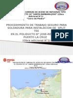 09  PRESENT SOLDADURA PARA INST SPLIT TEE  19 enero.pptx