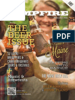 Campfire Magazine - The Beer Issue