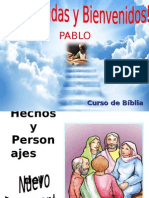 PABLO SU VIDA Y COMUNIDADES.ppt