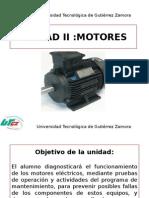 Unidad II Motores
