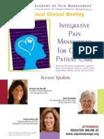 Am Acad Pain Management 2009 Brochure-2