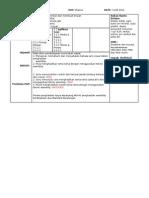 Sample Format Rph