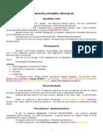 Tratamentele patologiilor chirurgicale.doc