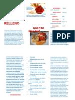 ROCOTO RELLENO
