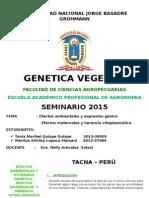EFECTO AMBIENTAL Y EXPESION GENICA-EFECTO MATERNAL Y HERENCIA CITOPLASMATICA.docx