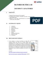 Osciloscopio y Capacitores