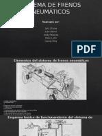 Sistema de Freno Neumatico