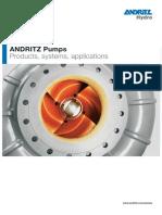 Andritz Pumps Overview (2)