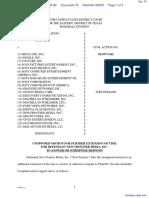 Antor Media Corporation v. Metacafe, Inc. - Document No. 76