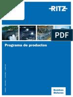 RITZ Produktprogramm 2007 ES