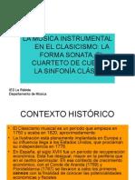 IES La Rabida - Musica Instrumental en El Clasicismo