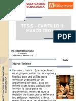 HIPOTESIS PARA TESIS