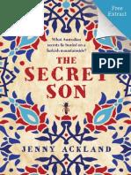 Jenny Ackland - The Secret Son (Extract)