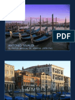 Antonio Vivaldi - El Pintor Musical de Venecia (Concierto Para 4 Violines en Re Mayor)