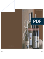 wine society of india brochure