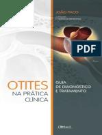 Livro Otites Na Pratica Clinica