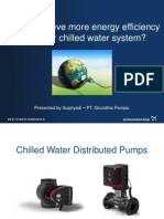 Distributed Pumping Concept