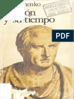 165438374 Utchenko S L Ciceron y Su Tiempo