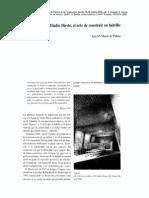 Eladio Dieste, El Arte de Construir en Ladrillo