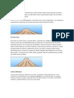 volcanes Segun Su Forma