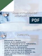Adm de Medicamentos
