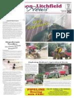 Hudson~Litchfield News 7-24-2015