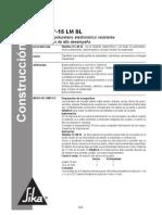 Sikaflex 15 LM SL (1)