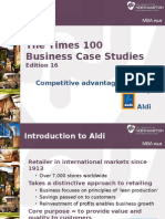 STRM043-Session 2 Powerpoint Slides - Aldi Case Study