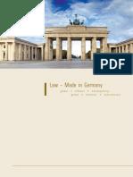 Law-Made in Germany En