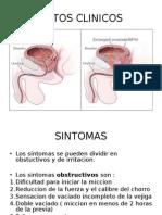 Datos Clinicos Hiperplasia Prostatica