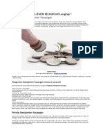 Pembahasan Manajemen Keuangan Lengkap