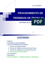 Permisos de Trabajo Petroamazonas
