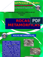 II - Rocas Metamorficas