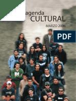 Agenda Cultural Marzo 2006