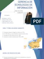 CASO ZARA TECNOLOGÍA DE INFORMACIÓN