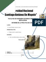 Petrología - Geología
