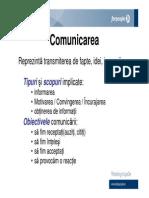 Comunicare Si Feedback
