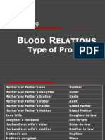 Gk Blood Relations