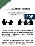 Metode & Media Promosi Kesehatan
