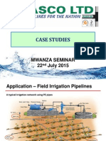 6. Case Studies by Plasco Ltd - Mwanza Presentations